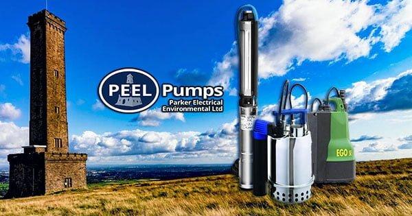 Borehole installer near me UK Peel Pumps borehole install service