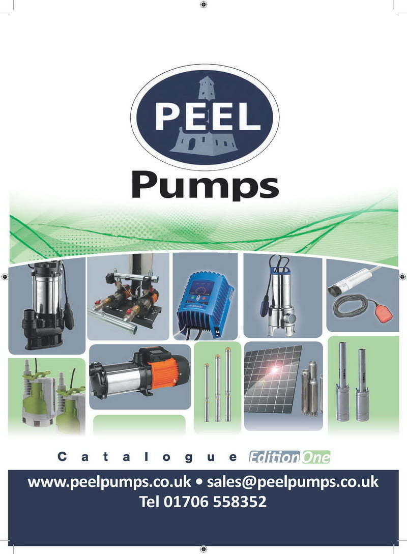 Catalog 2020 peel pump ok small Page 01 - PEELPumps | Borehole Pumps | Pumping Systems & Installation