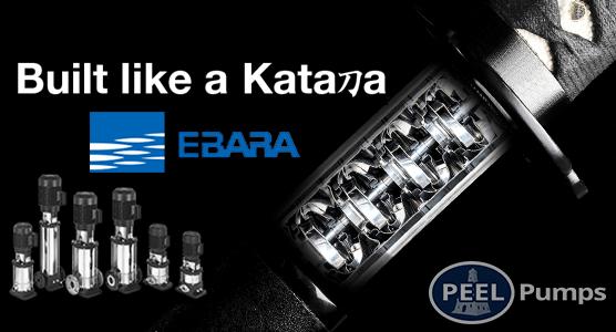 Ebara pumps dealer uk, built like a katana - Peel Pumps Online Shop and borehole Installation Service Manchester UK