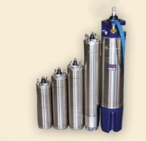 Submersible Pumps Motors by Franklin Electric