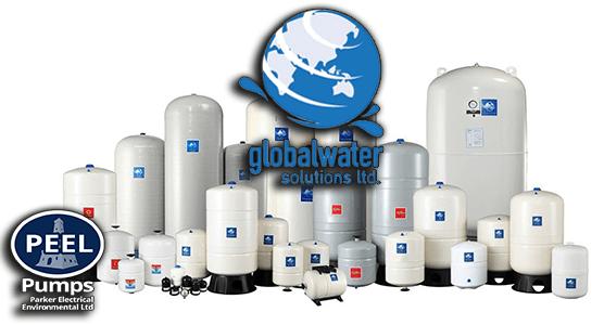 Global Water Solution UK Dealer - Peel Pumps Manchester