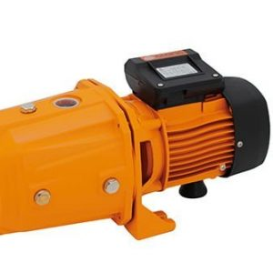 Jet self priming electric pump