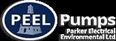 Logo Peel Pumps - Parker Electrical (Environmental) Ltd accept PayPal