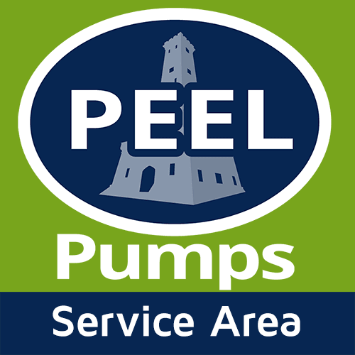 Peel Pumps Partner or Service Area