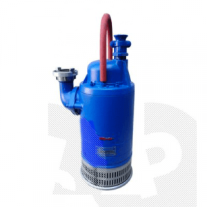 Sigma KDFU construction sludge pump