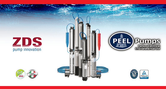 ZDS Pump Innovation official distributor UK - Peel Pumps sells online ZDS Pumps and offer Installation Service in Manchester UK