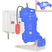 AGRIMAX-T - 400V Freestanding cutter impeller for agricultural waste application
