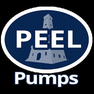 peel pumps logo