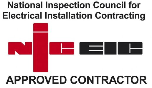 Electrical Services as NICEIC Approved Contrator