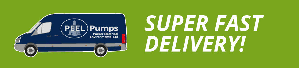Super Fast Delivery Graphic